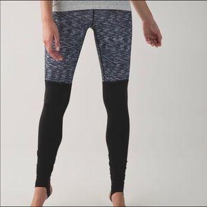 Lululemon Stirrup Legging, Size 4